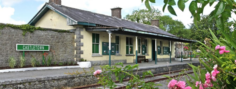 Ballyglunin Train Station