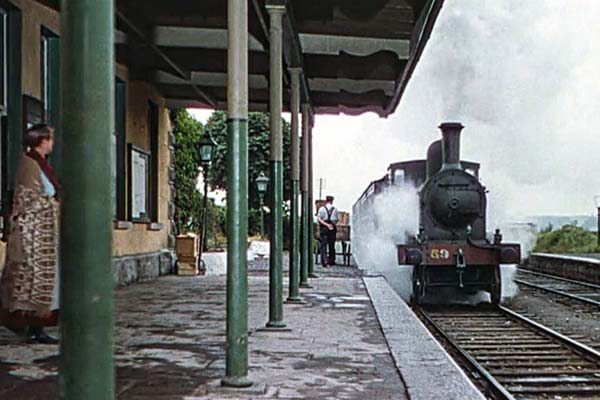 living history ballyglunin train station galway castletown the quiet man cinematic history