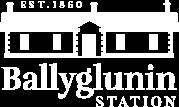 logo for ballyglunin station galway